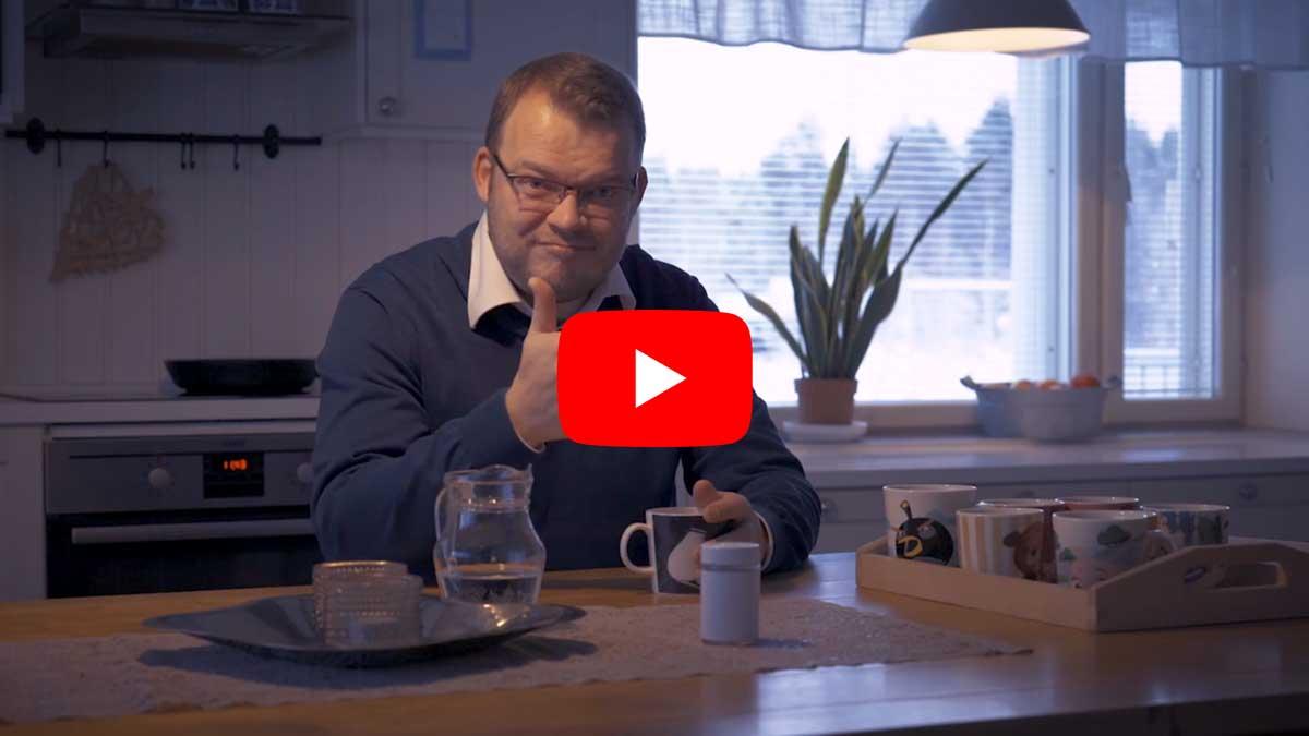 Eino Nissinen -eduskuntavaaliehdokas 2019 video